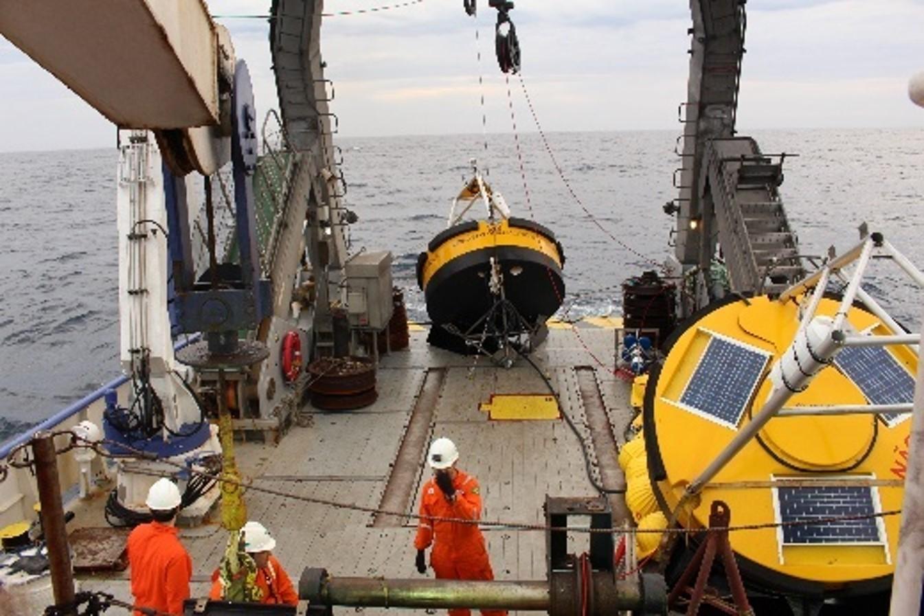 Laboratório de Instrumentação Oceanográfica (LIOC)