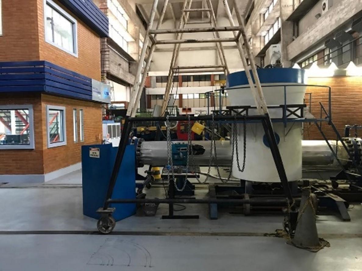 Laboratório de Tecnologia Submarina (LTS)