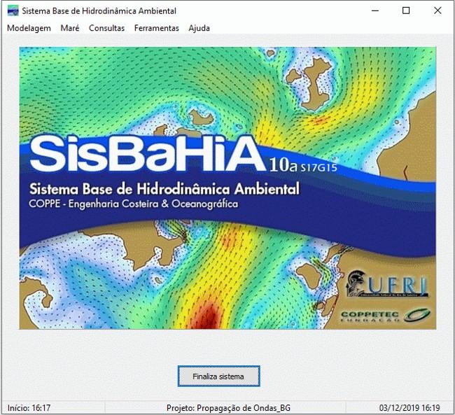 Laboratório de Sistema Base de Hidrodinâmica Ambiental (SisBaHiA)