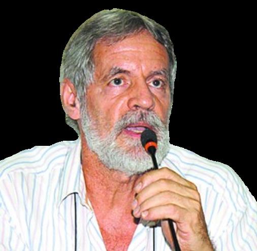 Prof. José Henrique Sanglard